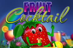 Онлайн слот Клубнички играть в Fruit Cocktail на деньги